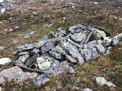 Mulig fangstgrav Griningsdalshøi